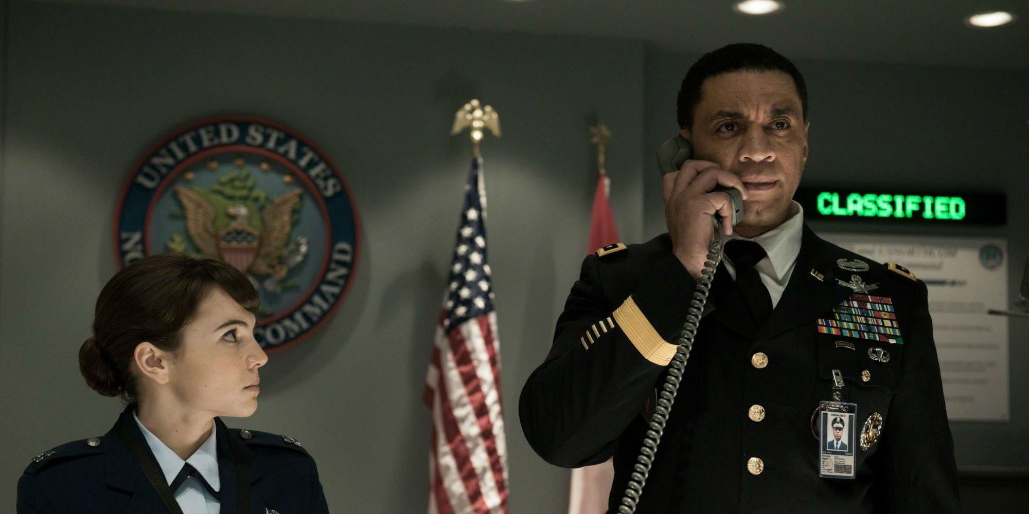 Harry Lennix Was About to Retire From Acting Before Getting Cast in Man of Steel
