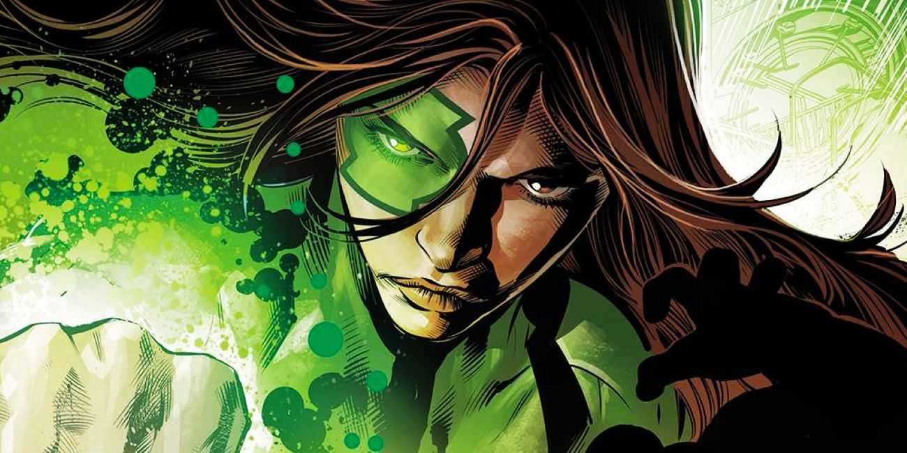 in360news: The Most Powerful GREEN LANTERN Ever is Jessica Cruz