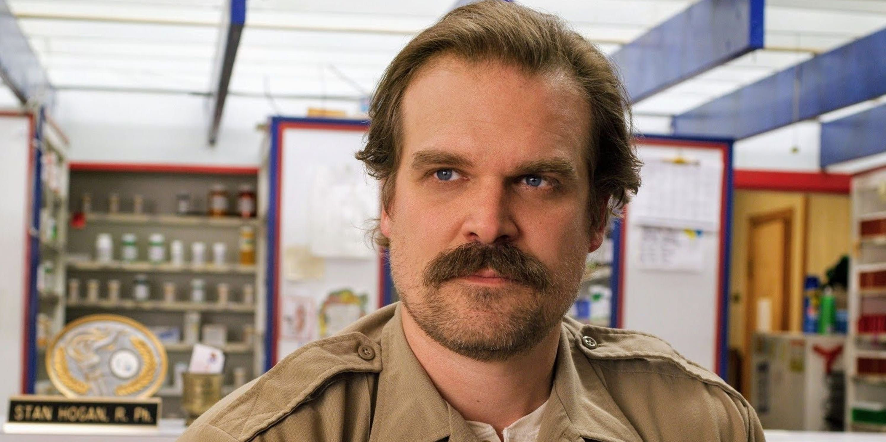 Stranger Things Season 4 Sets Photo Hints at Hopper's Return