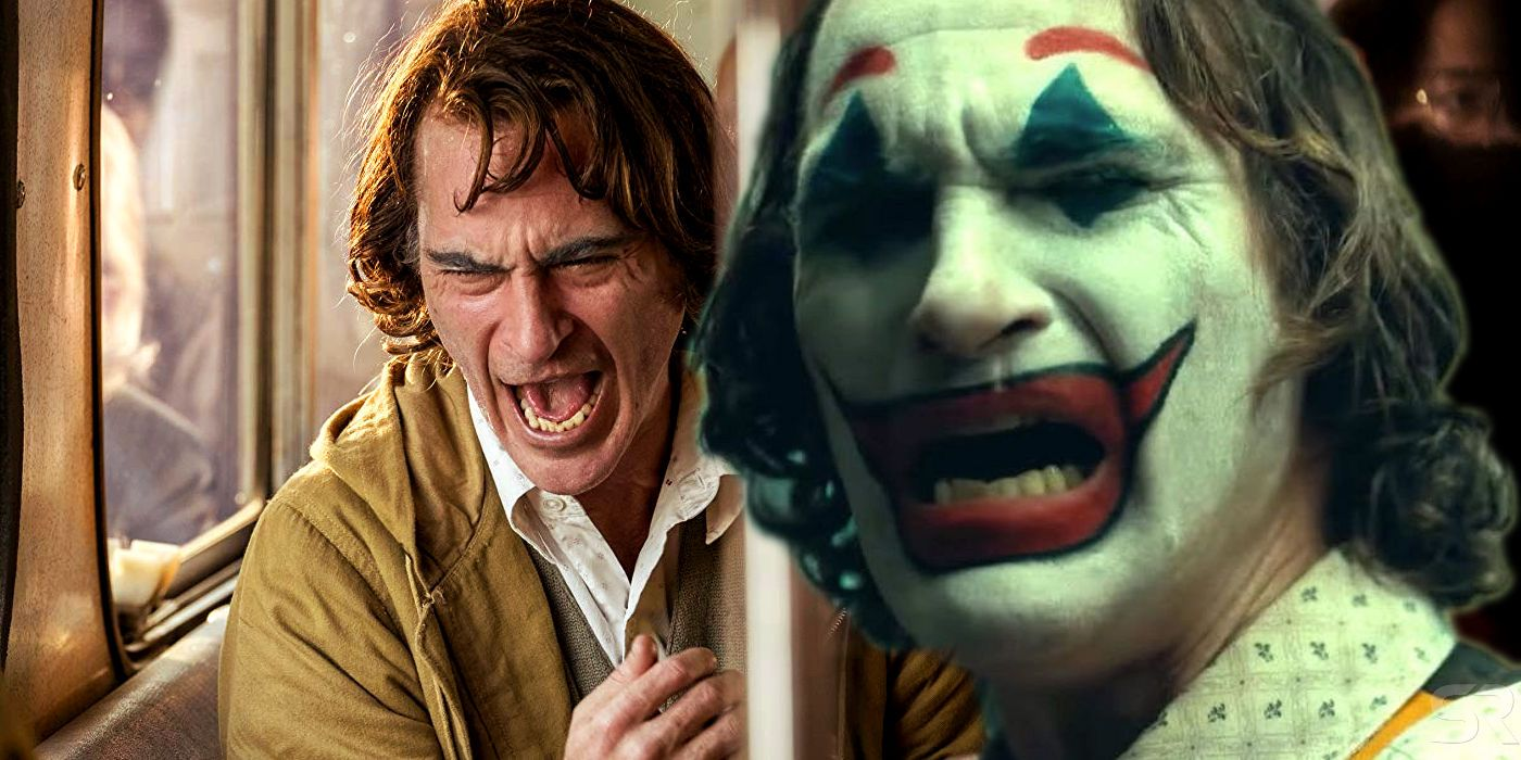 Joker Is 2019 S Most Disturbing Movie Screen Rant