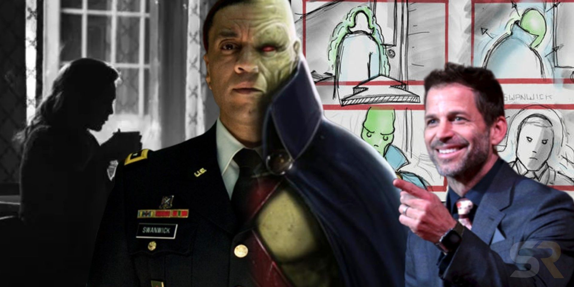 Martian Manhunter Actor Confirms Justice League Snyder Cut Appearance