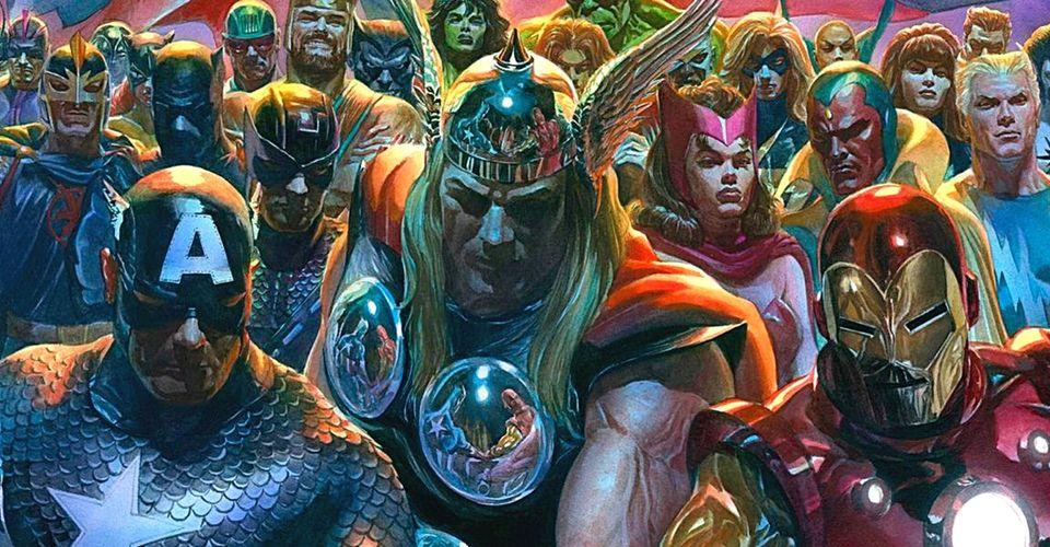 Image result for marvel superhumans
