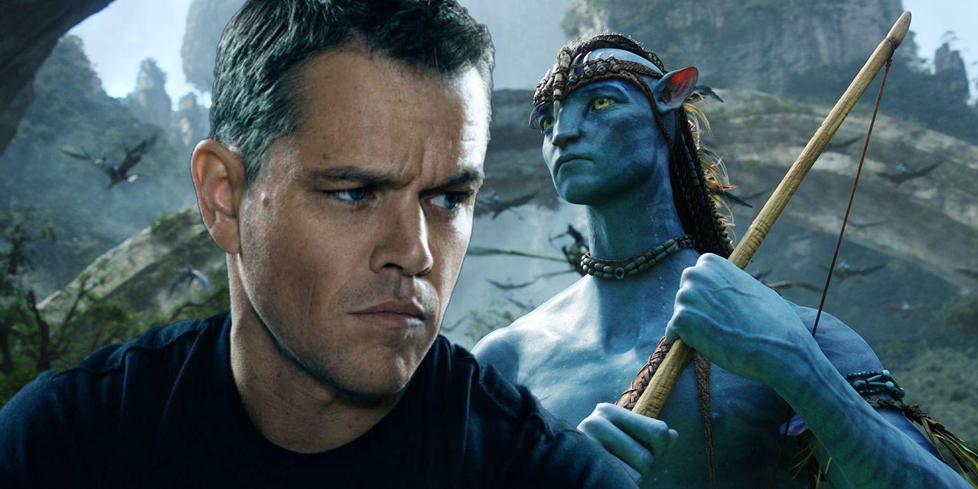 Matt Damon Reflects On Turning Down Avatar Role | Screen Rant