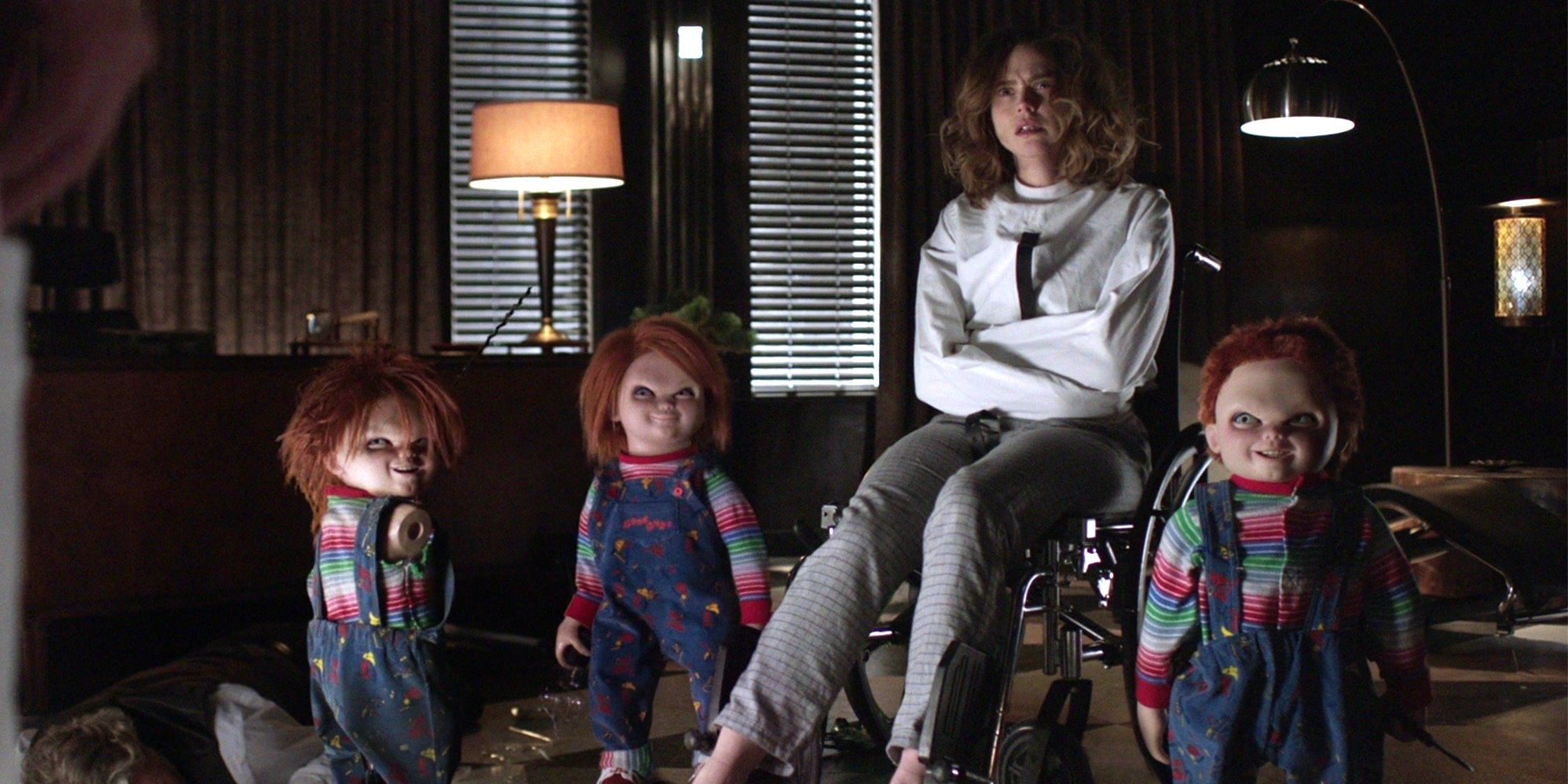 Image result for cult of chucky""