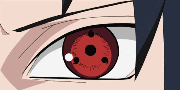 Naruto Every Eye Technique In The Series Screen Rant