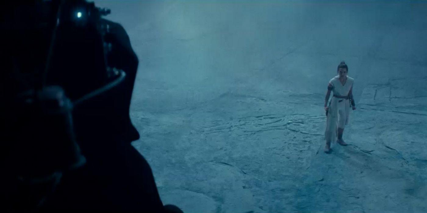Star Wars 9 Rey Confronts Emperor