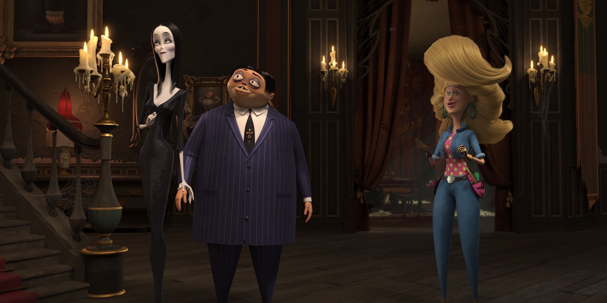 The Addams Family 2019 Movie Review Screen Rant