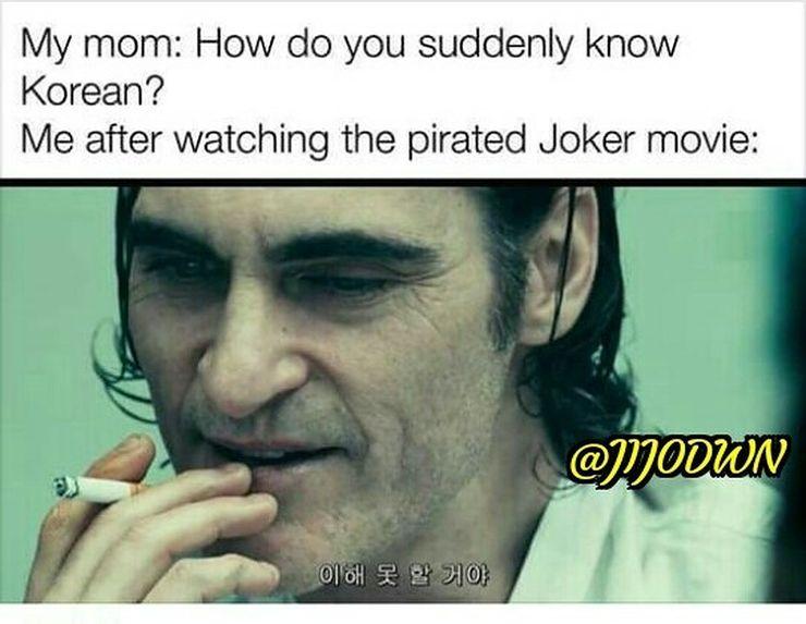 10 Funniest Joaquin Phoenix Joker Memes Cbr