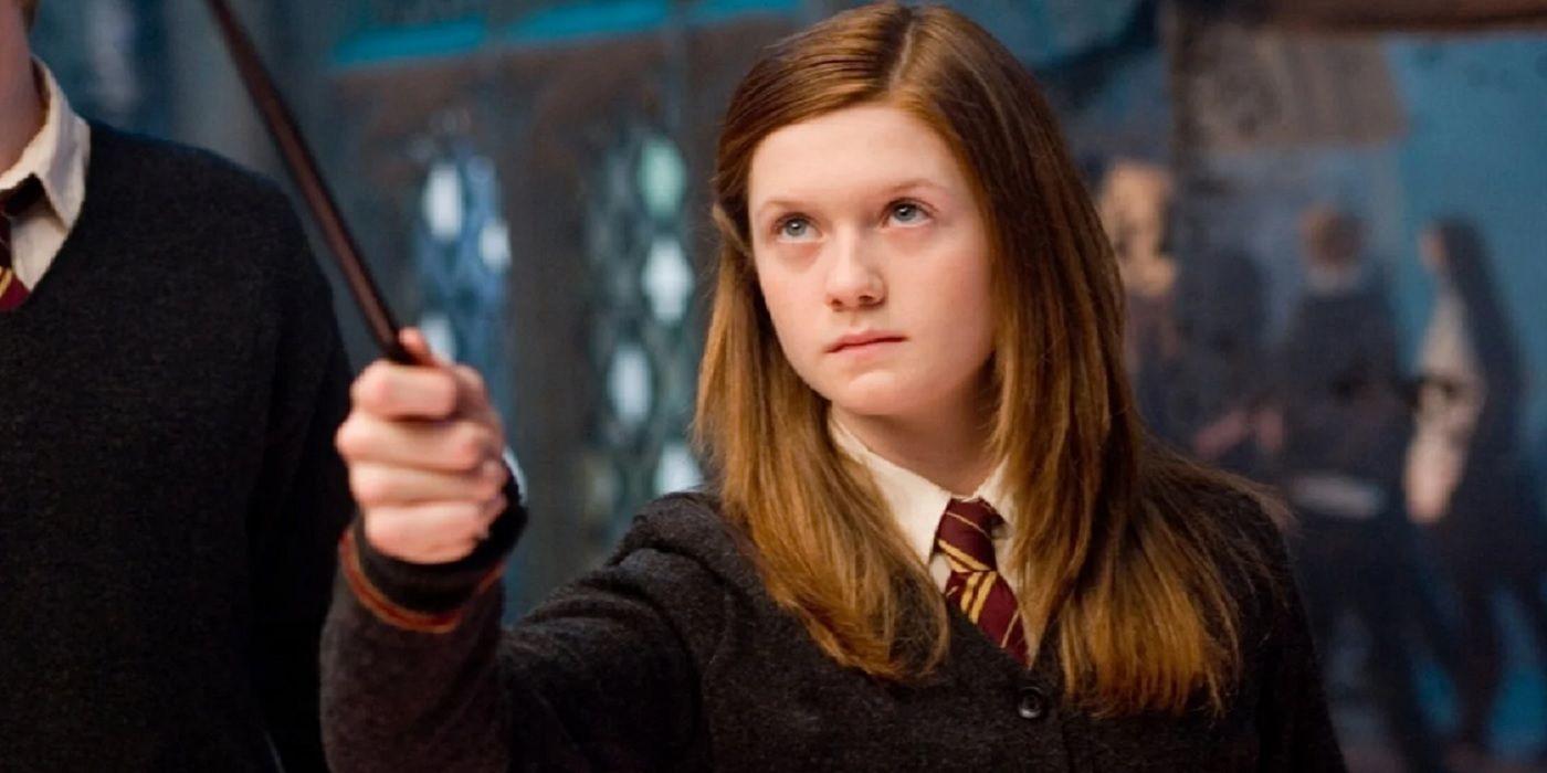 Harry Potter: 10 Ways Ginny Got Worse & Worse | ScreenRant