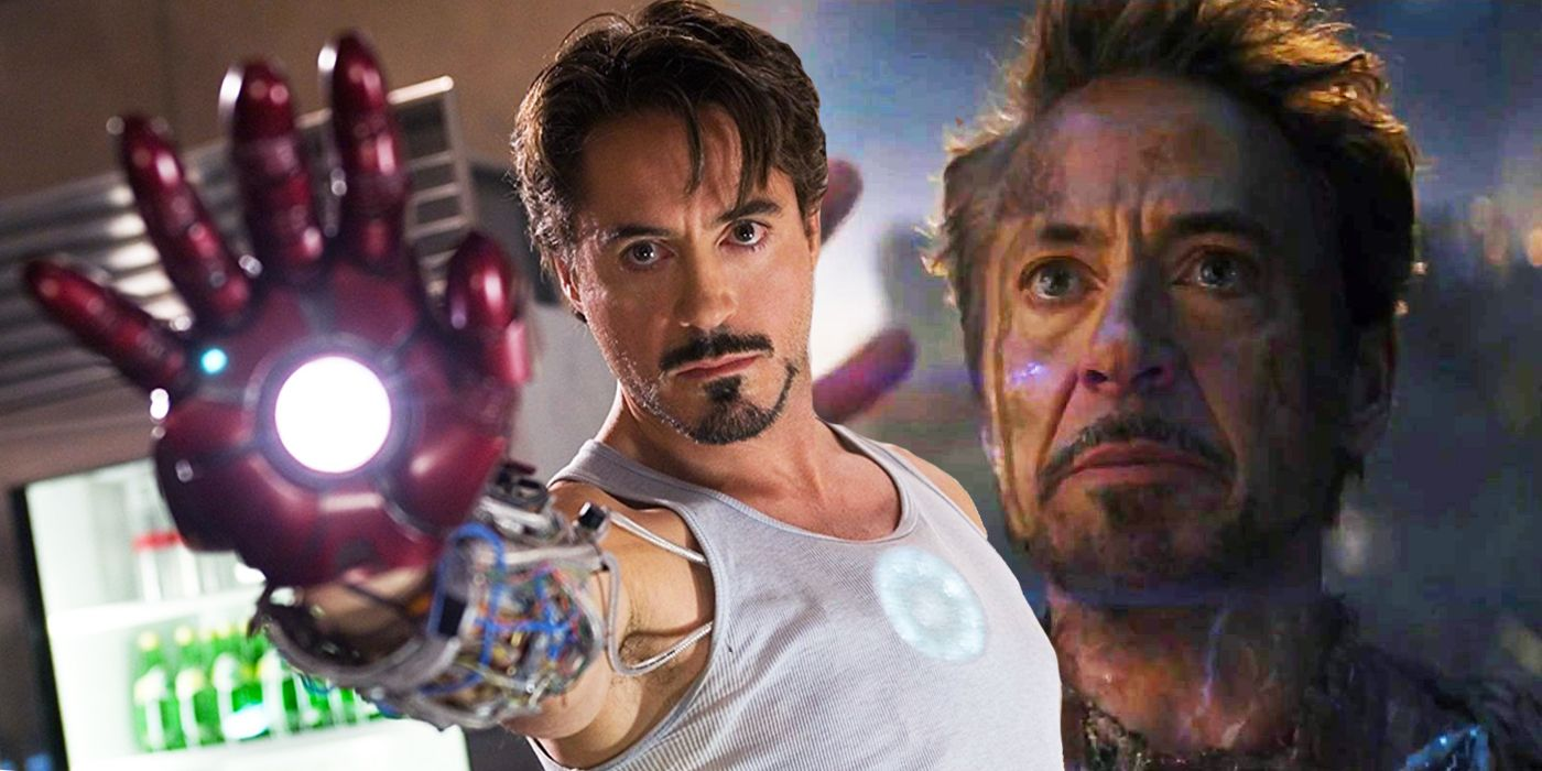 does iron man die in avengers end game