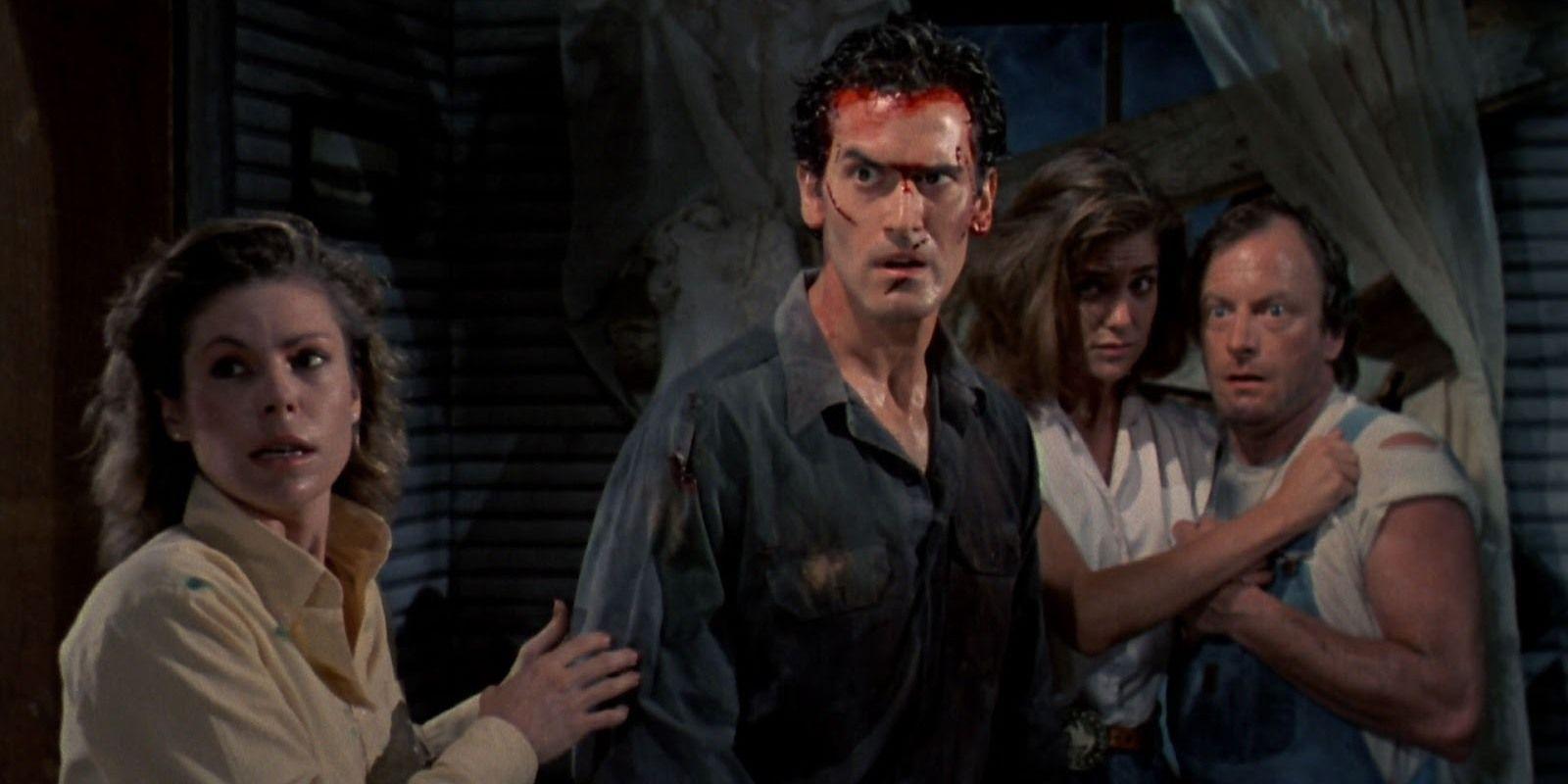 Men/'s Ladies T SHIRT funny cult horror movie film ARMY of DARKNESS evil dead