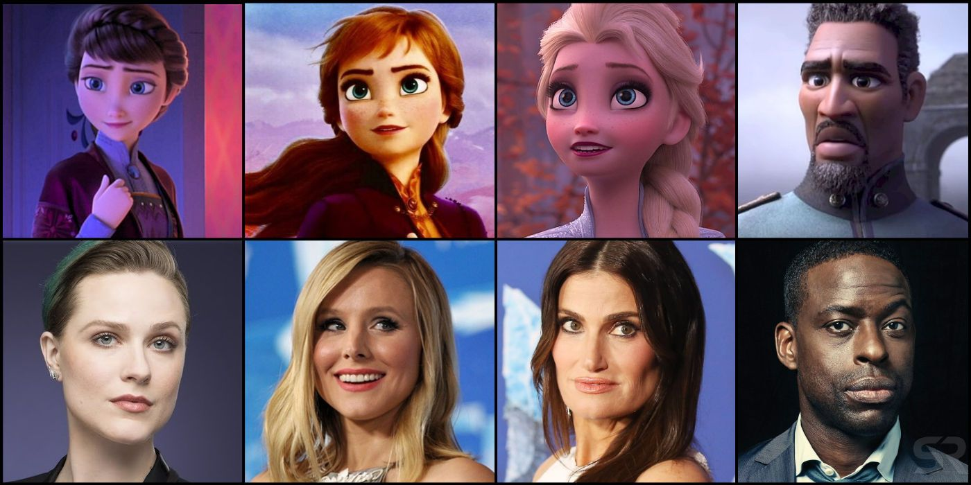 Image result for frozen 2 cast