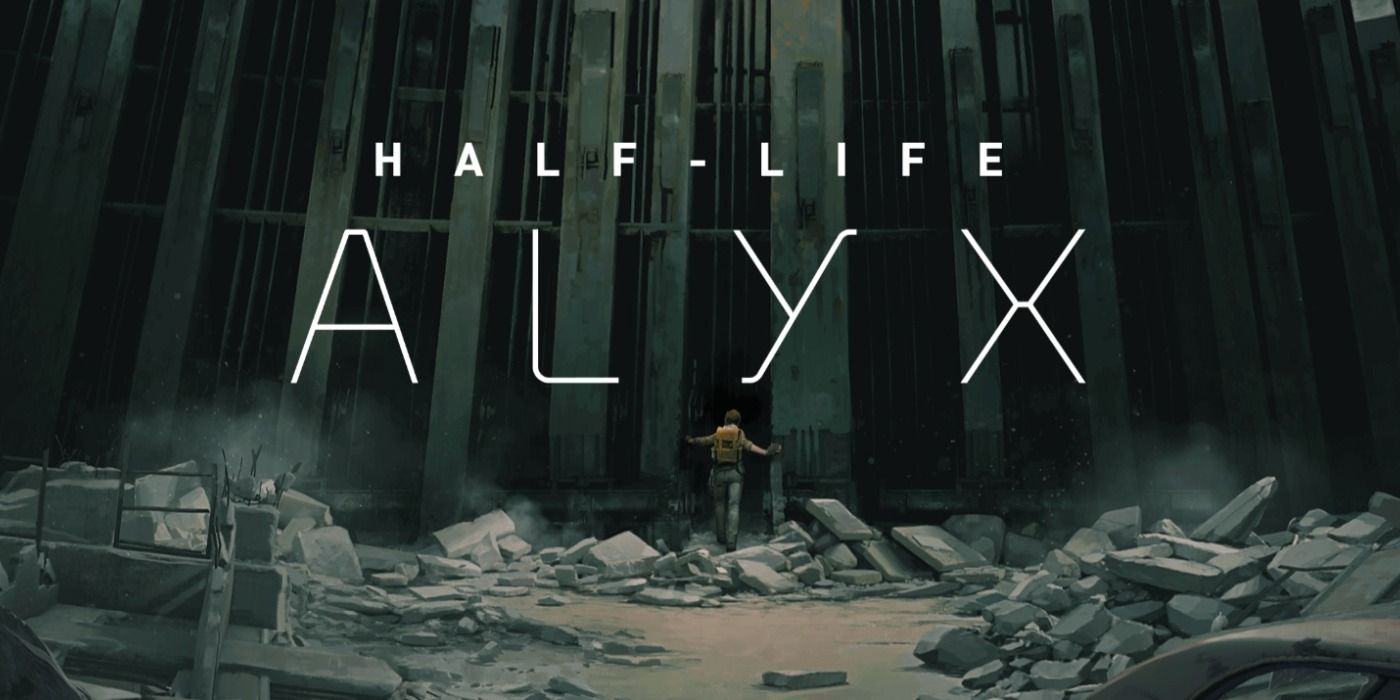 Half-Life: Alyx Trailer Confirms Valve's VR Game Releases ...