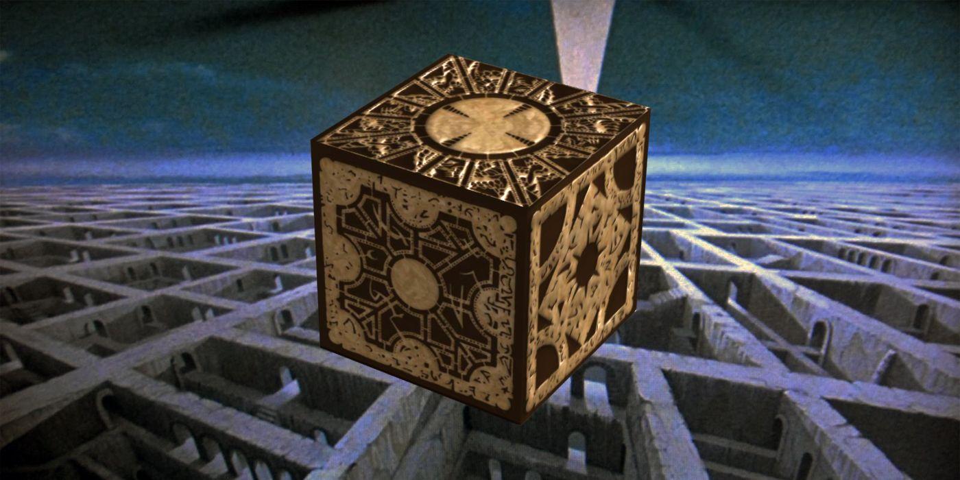 Hellraiser's Puzzle Box Explained: The Lament Configuration's Origin