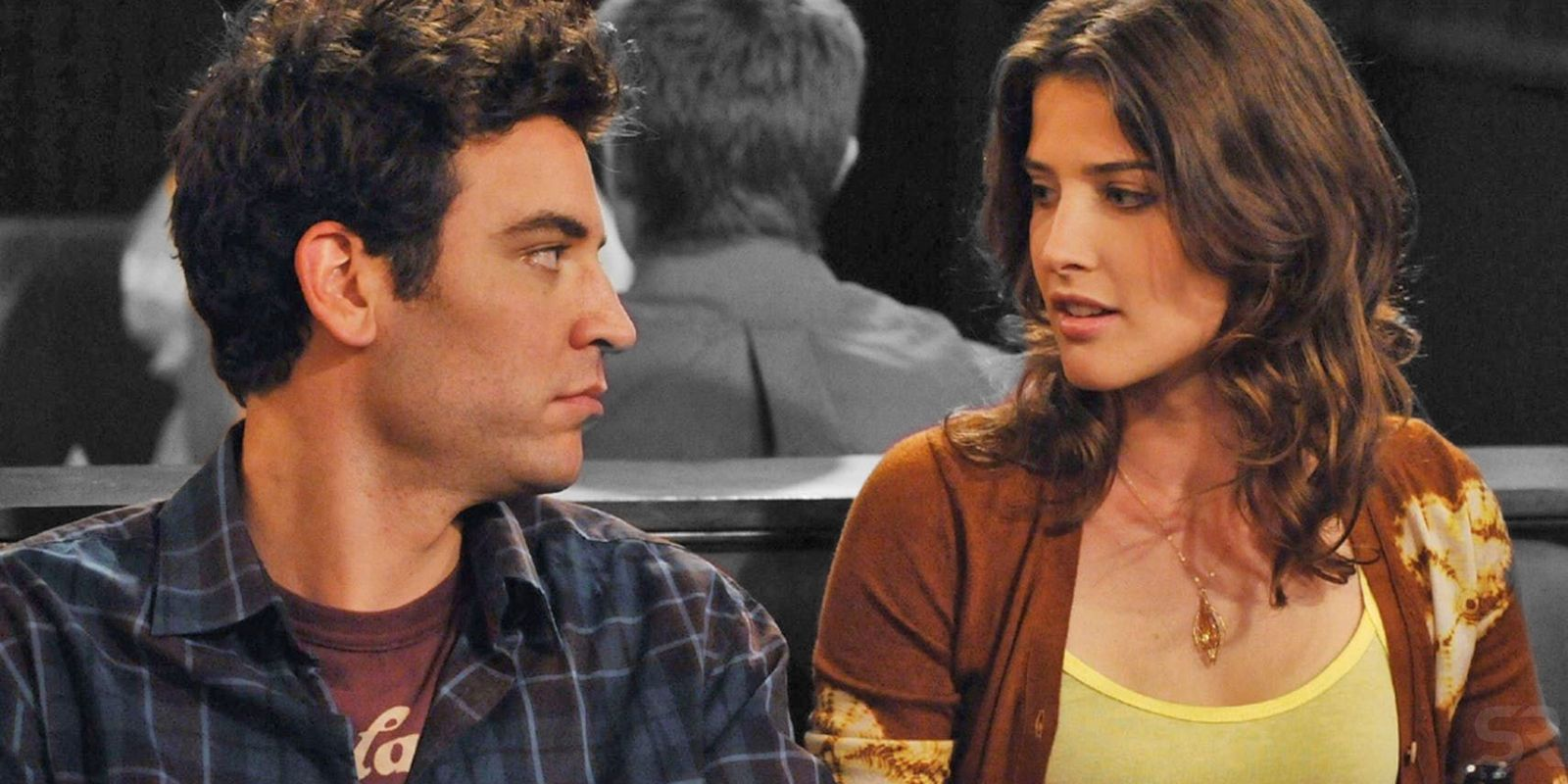 How I Met Your Mother Revealed Ted & Robin's Breakup In A Flash-Forward
