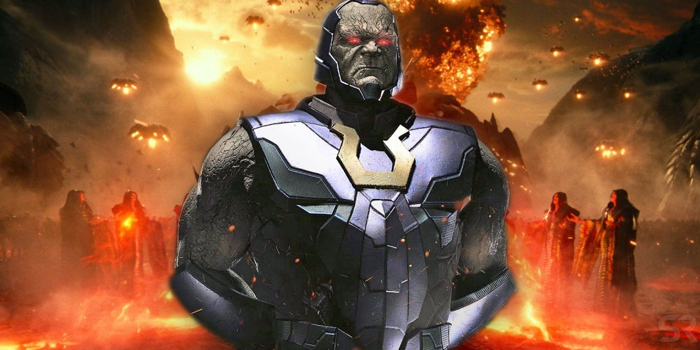 Justice League Snyder Cut's Darkseid Actor Confirmed