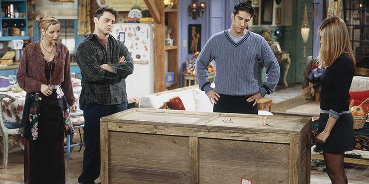 Friends: 10 Episodes That Prove Ross & Rachel Were Soulmates
