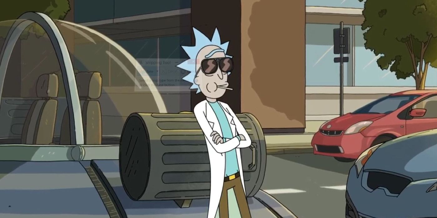 Superman's New Villain Just Stole A Trick From Rick & Morty
