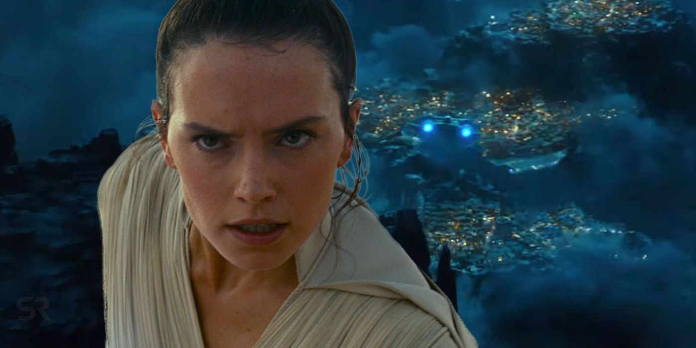 Star Wars The Rise Of Skywalker Clip Disproves Rey Parents Theory