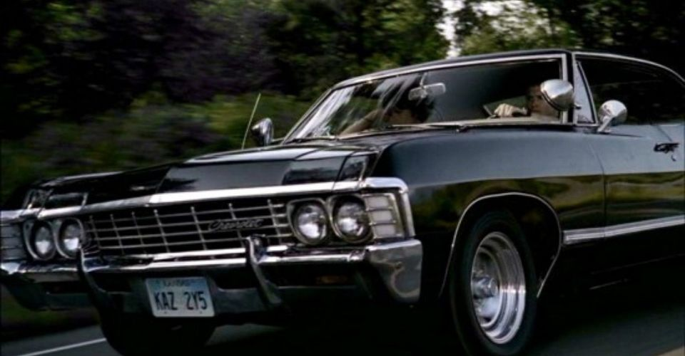 Supernatural The Impala S 10 Most Iconic Moments Screenrant