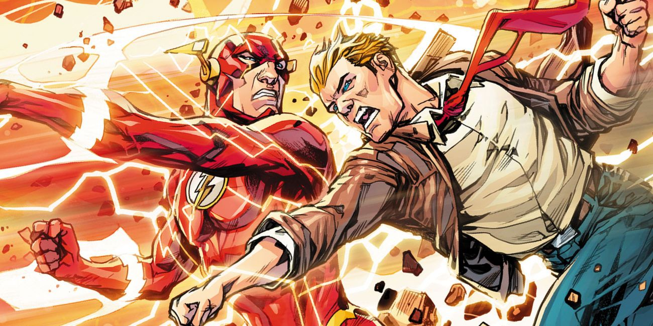 10 Reasons The Flash Could Be The Best Film In The DCEU