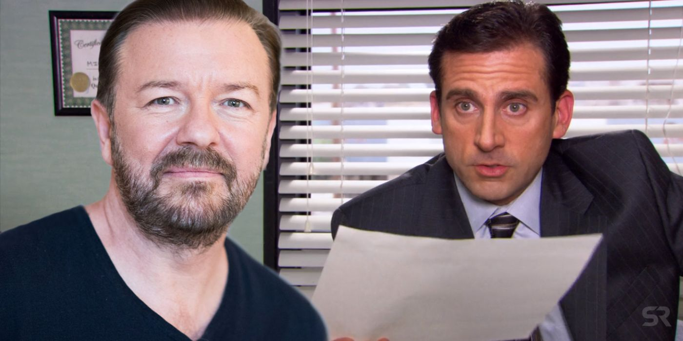 Ricky Gervais' US Office Cameo Explained: Why David Brent Was In Scranton