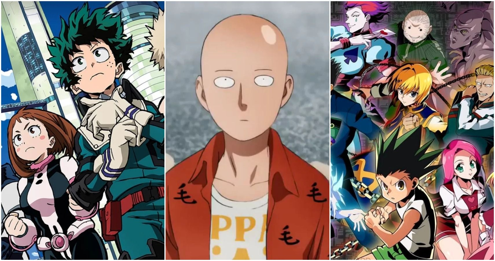 The 8 Most Popular Anime Going Into The Next Decade (According to