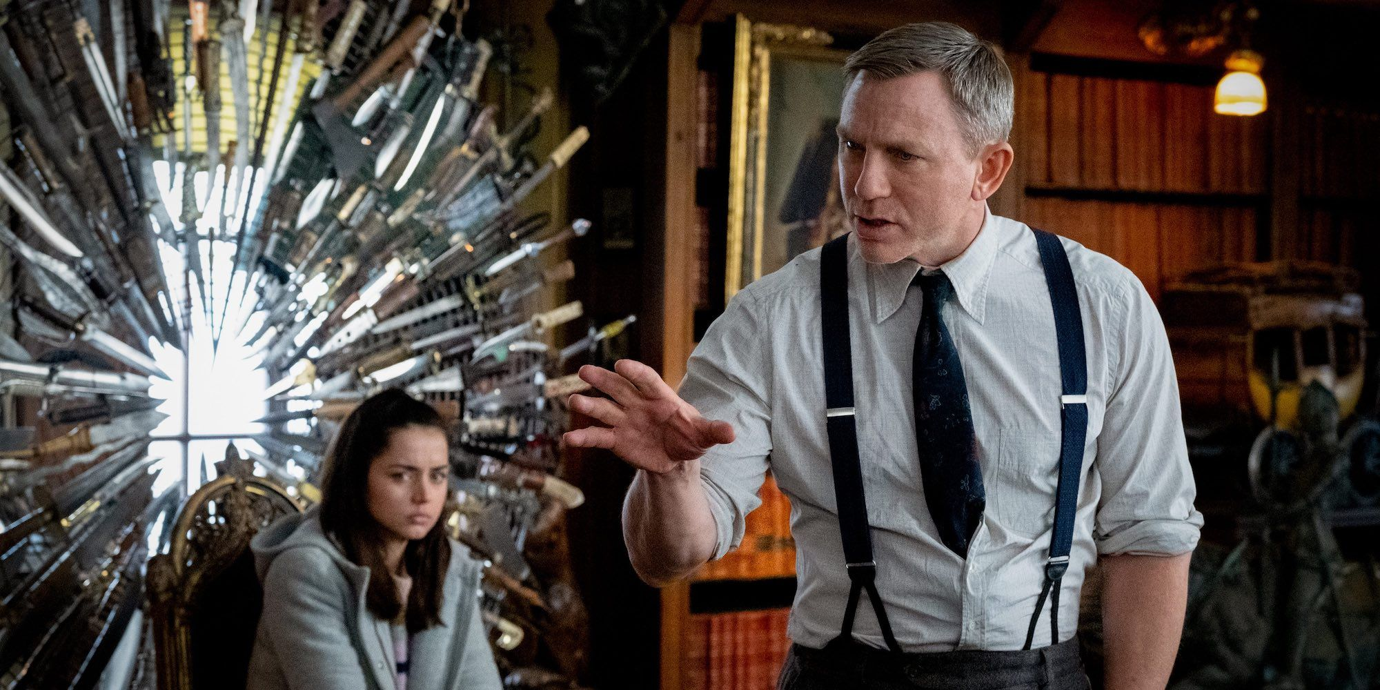 Daniel Craig Would Love To Make A Knives Out Sequel
