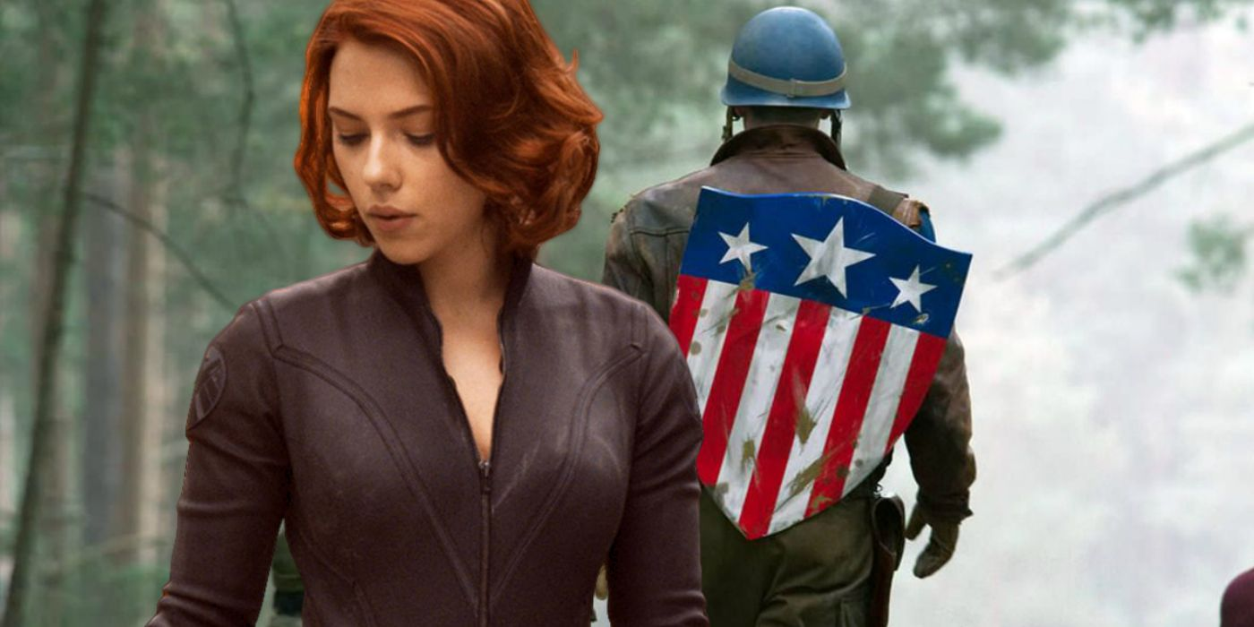 Mcu Theory Black Widow Is The Russian Captain America