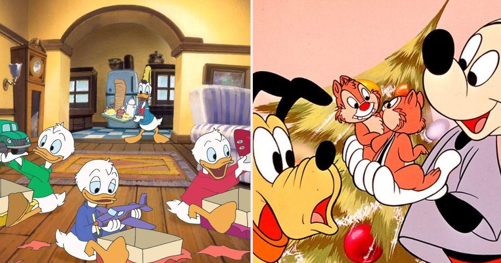 10 Best Disney Christmas Cartoons According To Imdb Screenrant