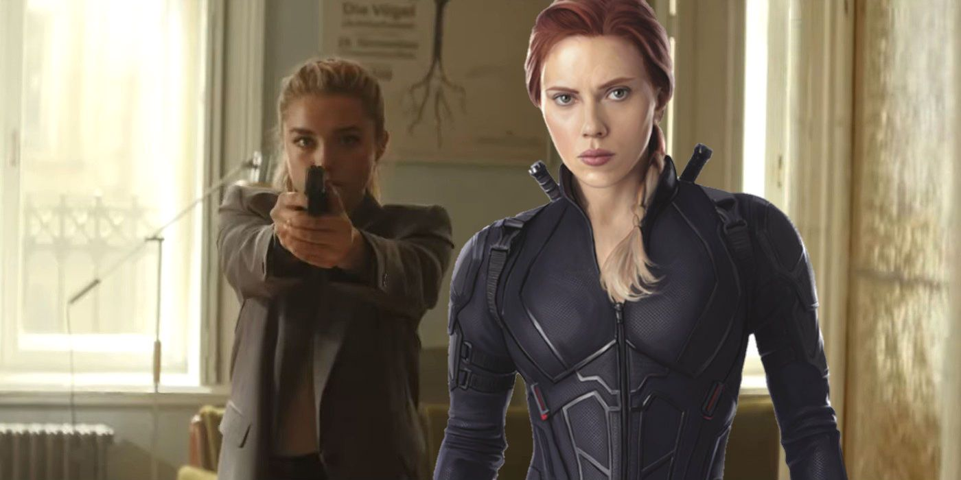 Tv And Movie News Black Widow Trailer Teases Natasha S