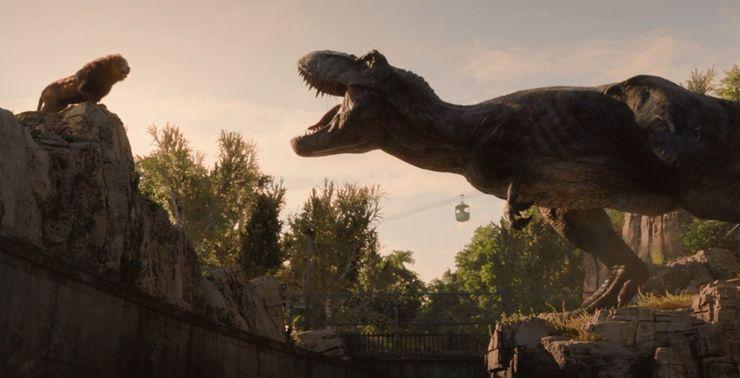 Jurassic World 3 terá uma diferença fundamental nos filmes anteriores do Jurassic Park 1