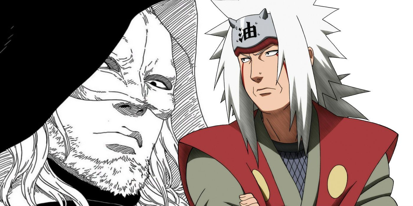 Boruto Is Jiraiya S Son In The Naruto Sequel Series