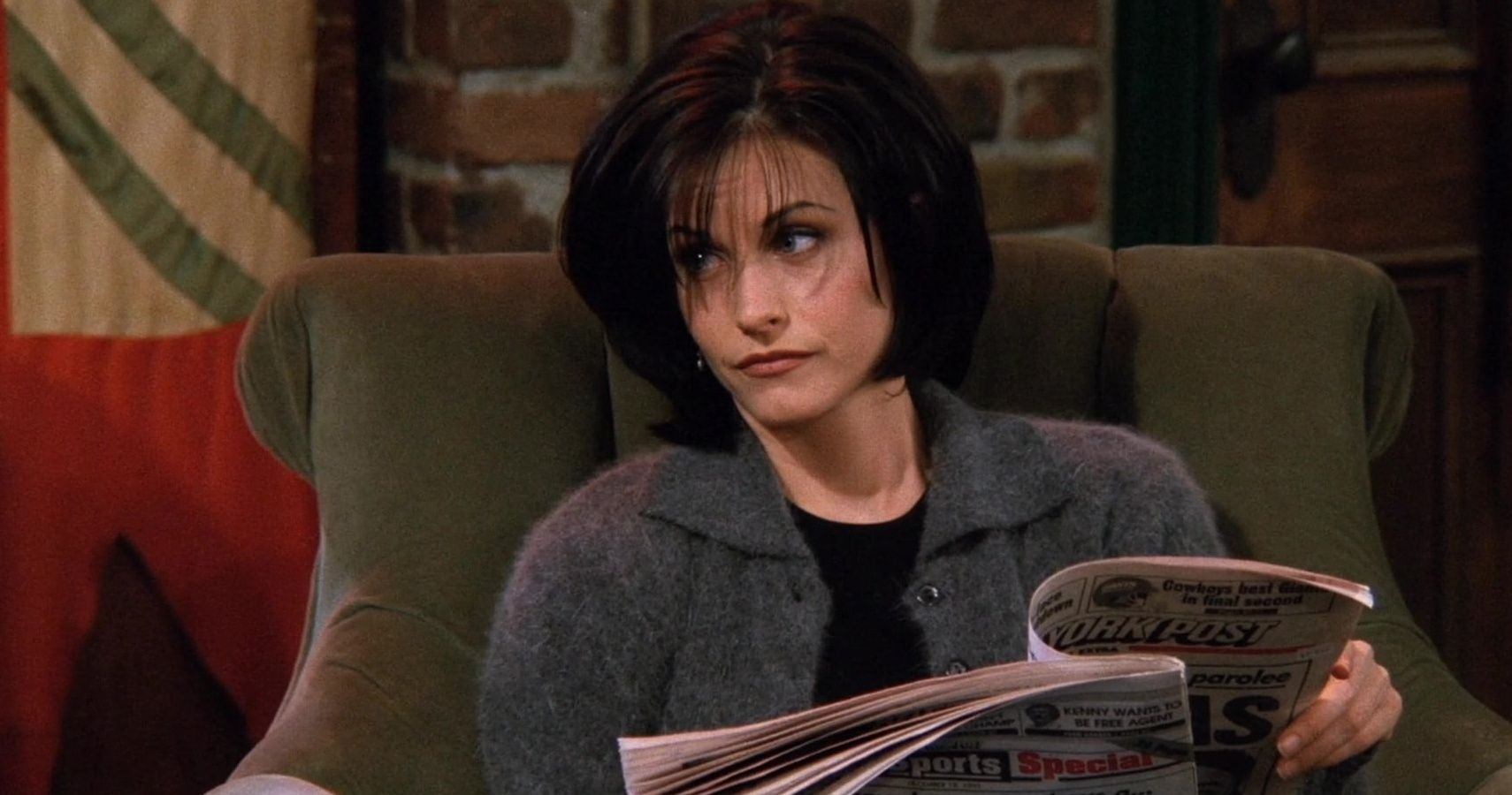 Monica Geller | Ranking Every Friends Character From Worst To Best | Popcorn Banter