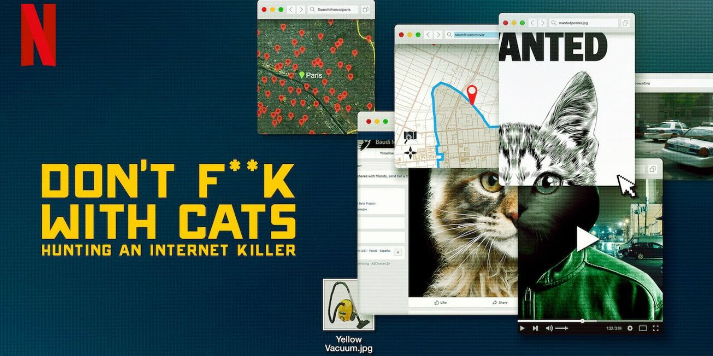 Animal Instincts Watch Online netflix's don't f**k with cats documentary does so much wrong