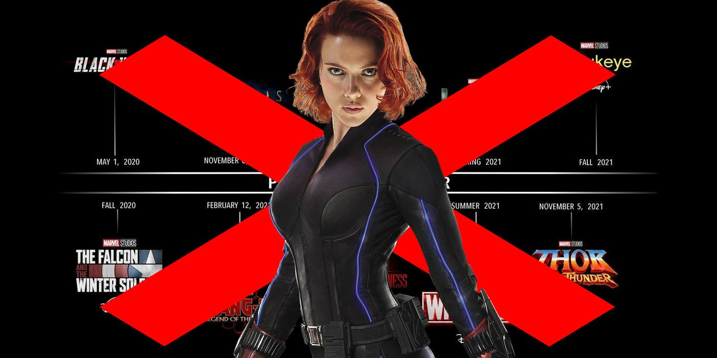 Black Widow S Trailer Proves Mcu Movie Is Years Too Late