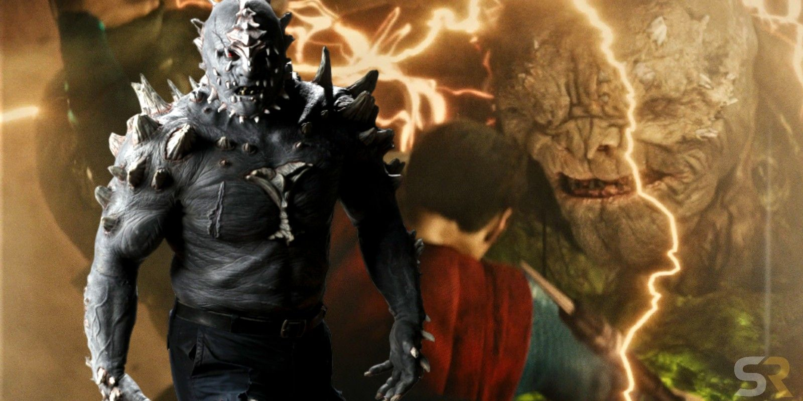 Smallville S Doomsday Was Worse Than Batman V Superman S