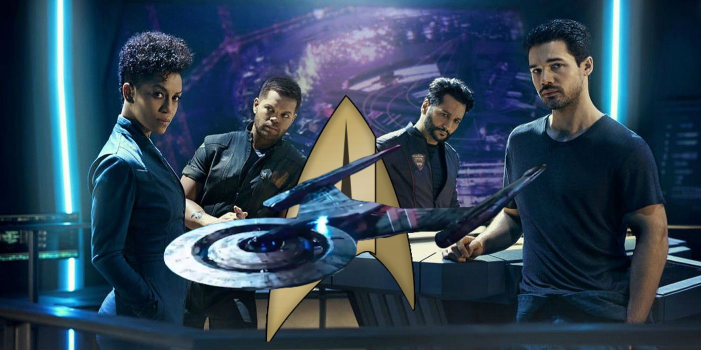 The Expanse's Main Crew Is Better Than Star Trek: Discovery's