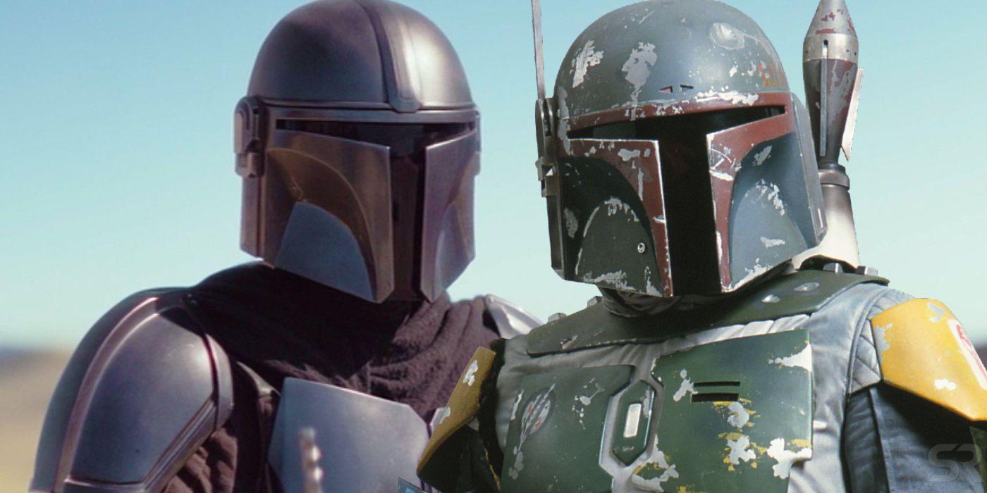 Onde estão os personagens da trilogia original de Star Wars durante o Mandalorian 5