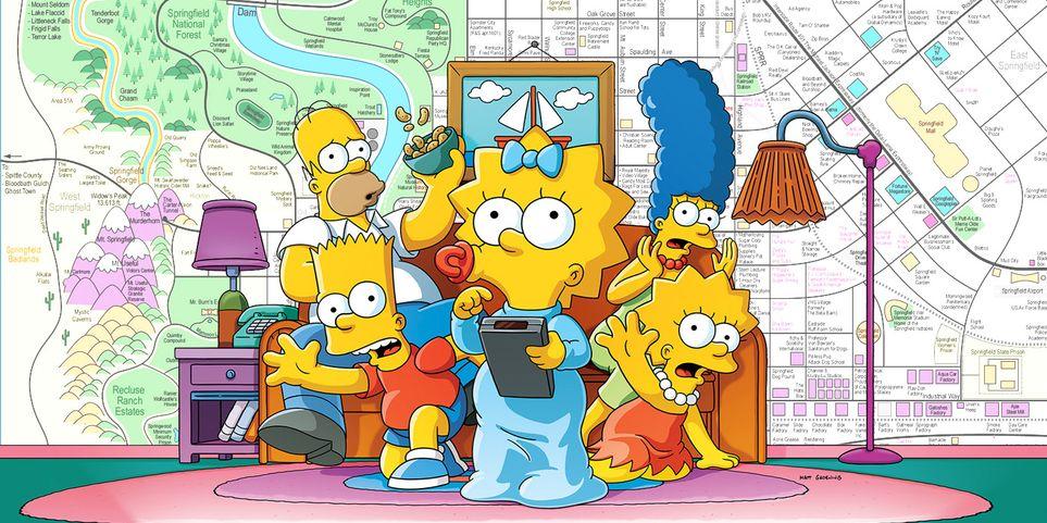 Os Simpsons: 10 detalhes escondidos sobre Springfield que você nunca notou 3