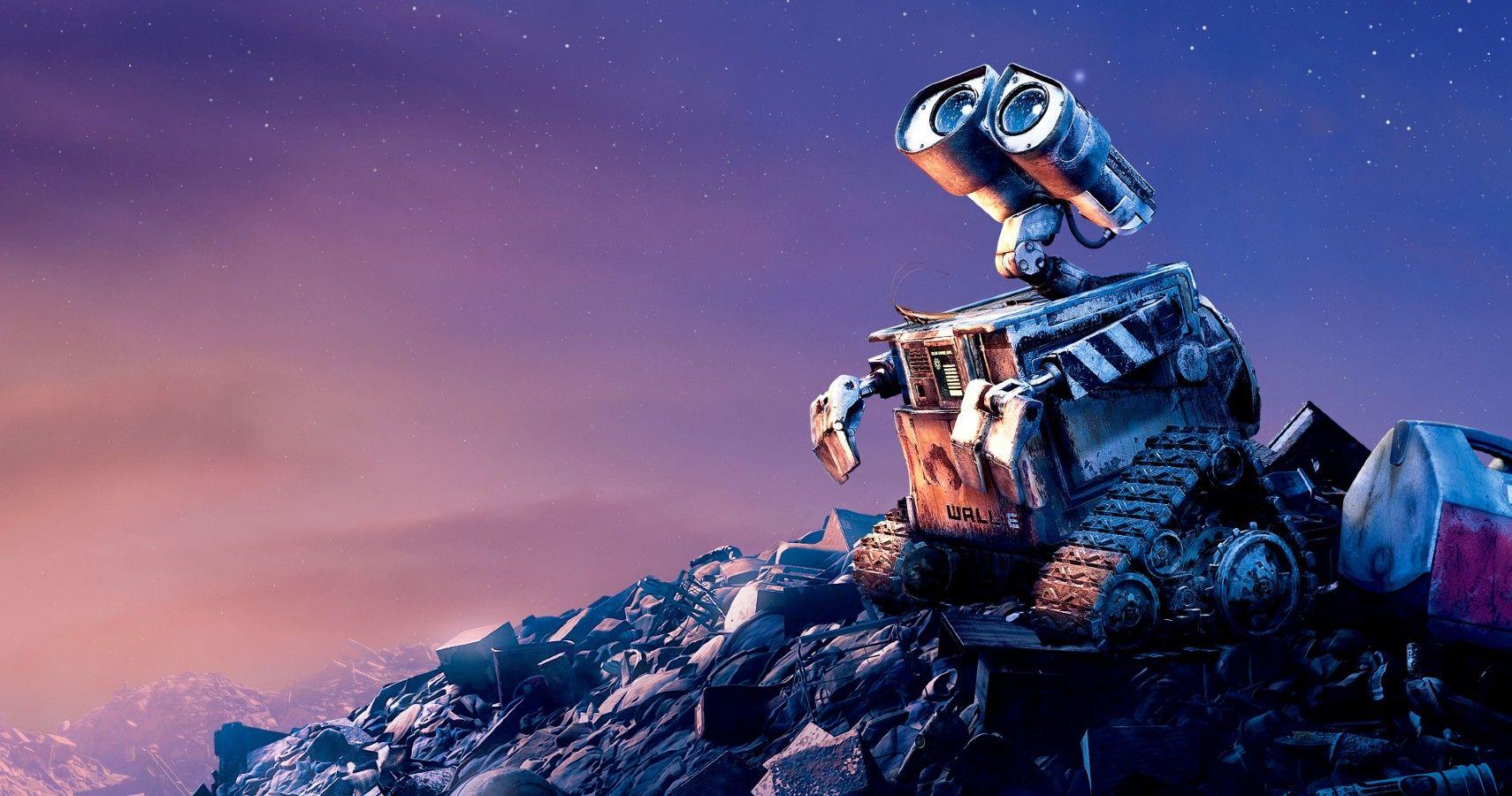 Wall-E Streaming