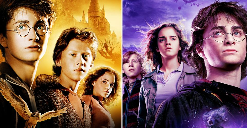 Where To Watch Every Harry Potter Movie Online Screenrant