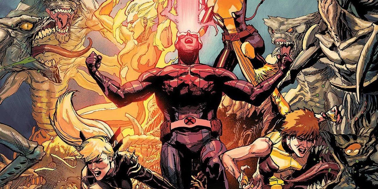 X-Men Are Forced To Defend Earth From... The New Mutants?