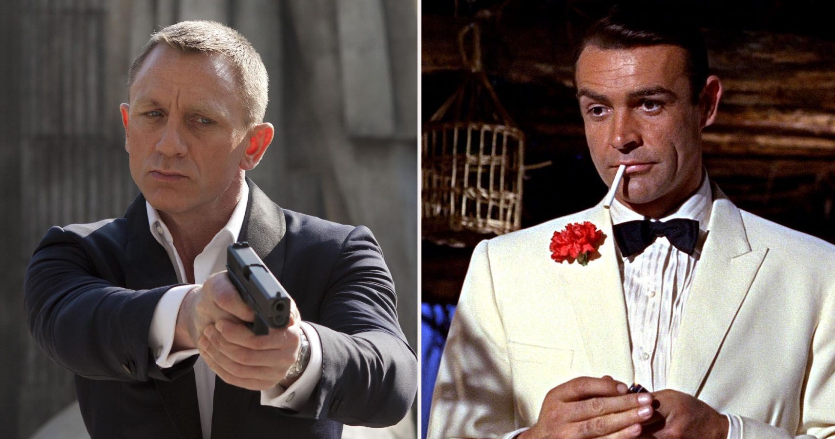 5 Reasons Sean Connery Is The Greatest Bond 5 It S Daniel Craig