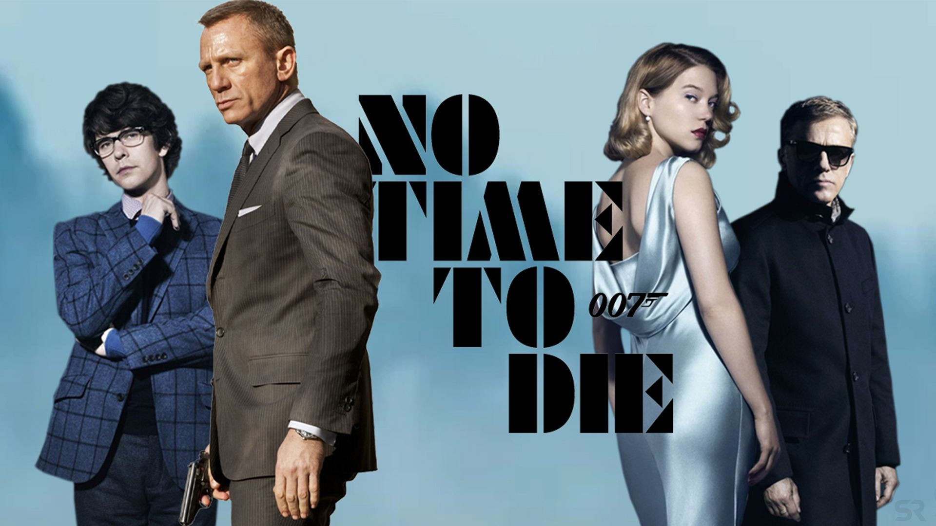 No Time To Die 007
