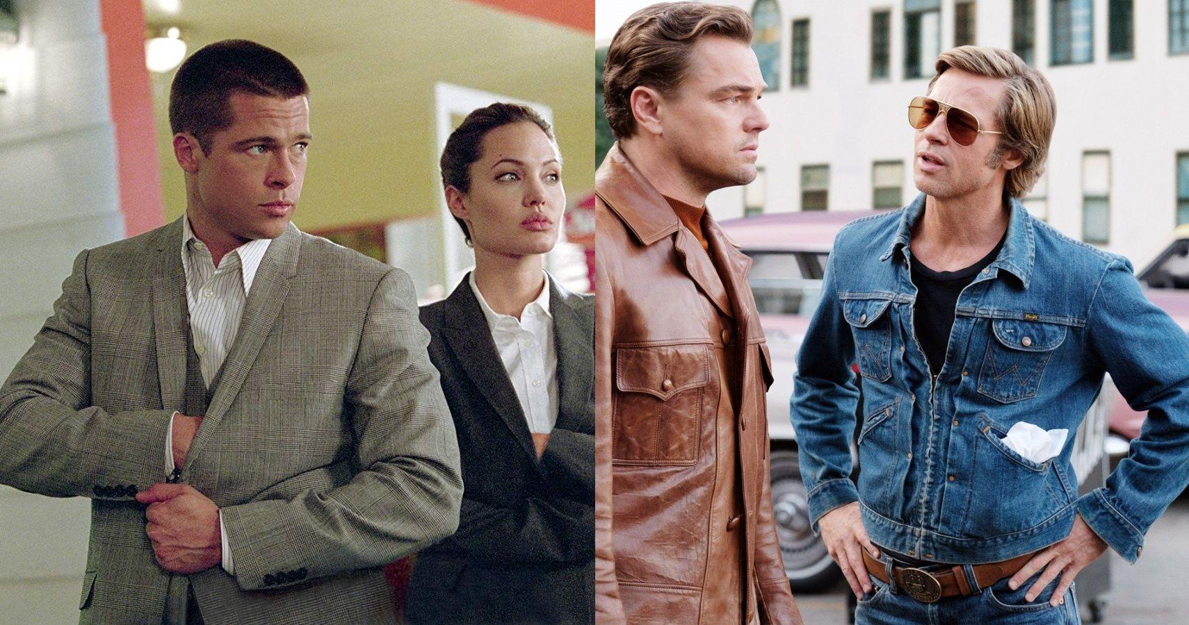 The 20 Best Brad Pitt Movies