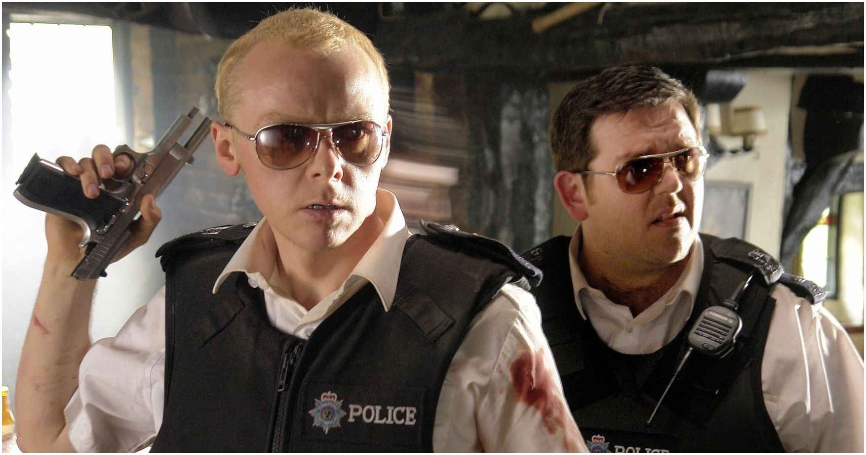 Image result for Hot fuzz movie