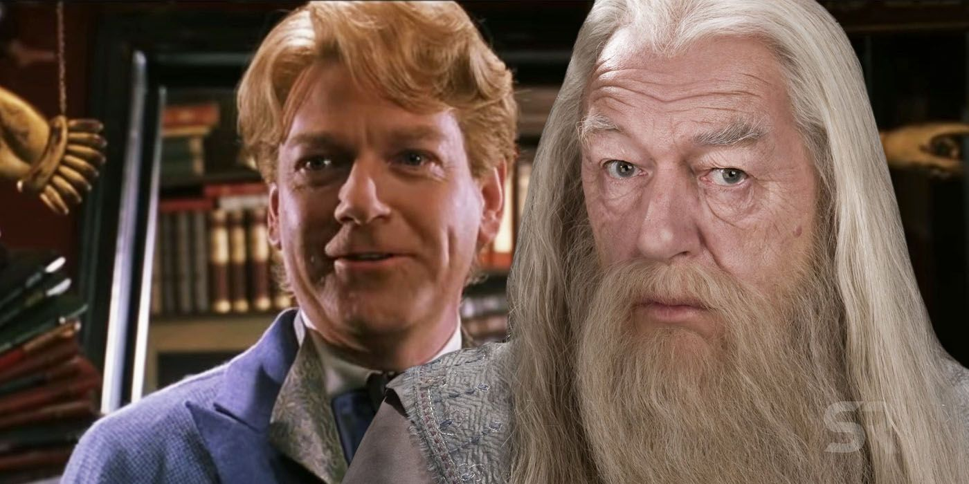 In360news Harry Potter Real Reason Dumbledore Hired Lockhart As