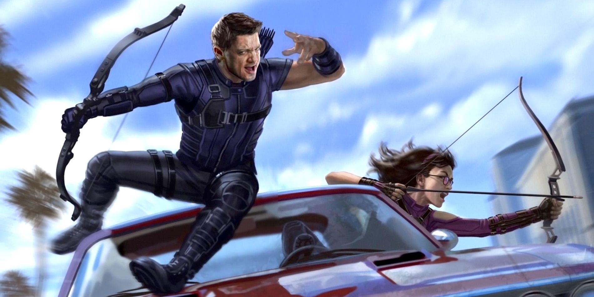 Hawkeye: Disney Adds Directors to Helm Episodes of Disney+ Series