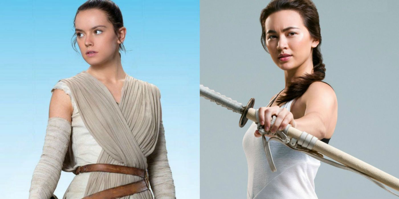 Iron Fist's Jessica Henwick Auditioned For Rey For 6 Months
